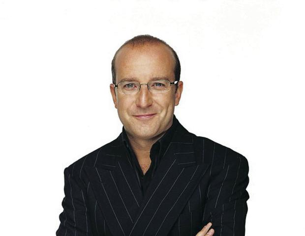 Famous mentor: Joseph trained with Paul McKenna