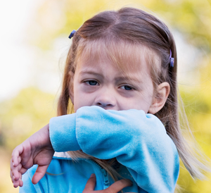Telltale sign: asthma and Covid-19 can cause bouts of coughing