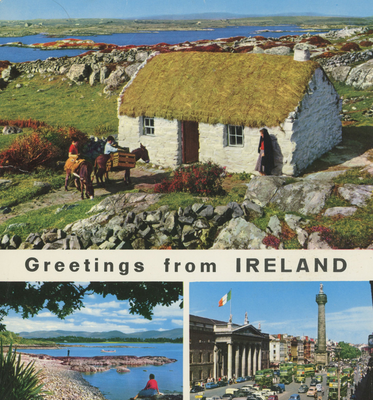 Days gone by: A picture postcard view of Ireland