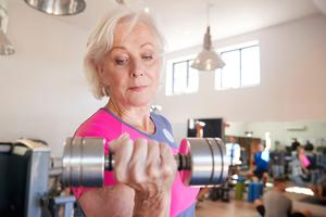 Striking balance: weight loss needs exercise plus a good diet