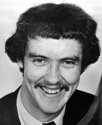 Ronnie Bunting was murdered by loyalist paramilitaries at his west Belfast home 40 years ago