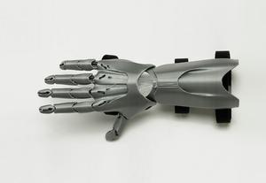 A synthetic hand