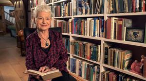 Staying home: Jacqueline Wilson