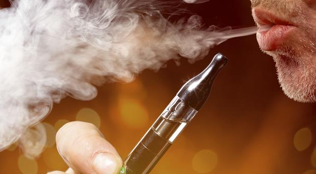 Research conducted in Belfast has claimed that e-cigarette vapour increases the potential for lung bacteria to cause harm and increase inflammation