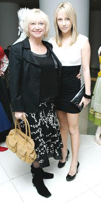 Judy Finnigan and her daughter Chloe