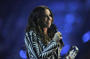 Rock chick: Alanis Morissette felt she was taken advantage of during her younger years