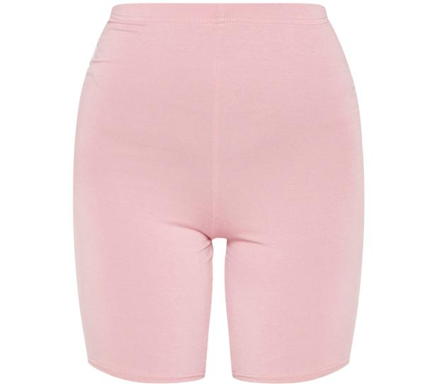 Pink cycle shorts, £8 (were £10), Pretty Little Thing