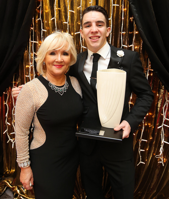 Michael Conlan with his mother Theresa