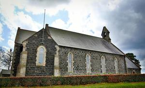 Knocknamuckley Church