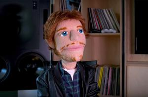 Spitting Image, which returns to the telly tonight on Britbox, has apparently lost its nerve over the Ed Sheeran puppet