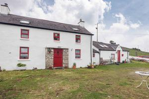8. The barn at No 141, lower Mournes