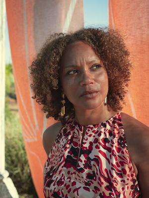 Hedonistic thriller: Angela Griffin in White Lines