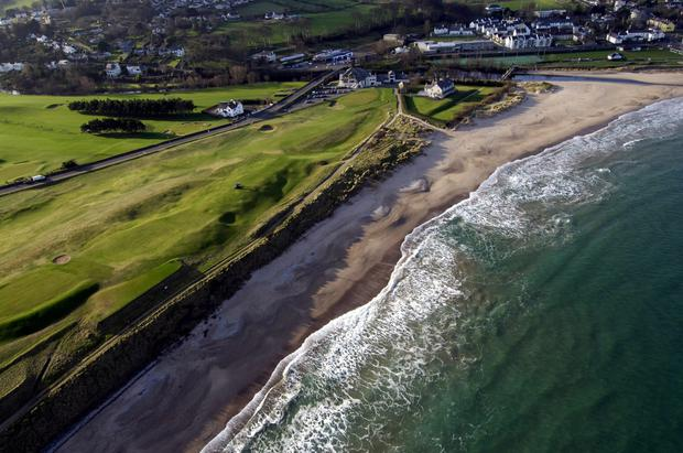 Ballycastle and its beach will just have to wait a while longer