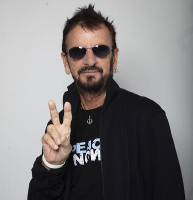 Still rocking: Ringo Starr has a new EP ready for release in March
