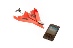 Powerup 3.0: Smartphone Controlled Paper Aeroplane, £