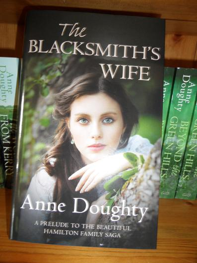 The Blacksmith's Wife is available now to pre-order on Amazon and will be released on May 19
