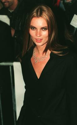 Super times: Kate Moss in the Nineties