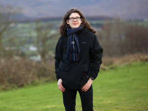 In the wild: Dara McAnulty (16) an author and young naturalist from Castlewellan