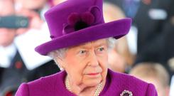 Changing times: the Queen will no longer wear real fur