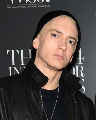 Mariah Carey was ghosted by Eminem