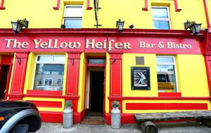 The Yellow Heifer in Camlough was awarded best gastro pub in Co. Armagh