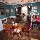 Lindores Coffee House is comfortable and boast some truly appealing dishes