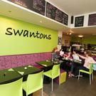 Cheerful Swantons serves up fresh food with the feelgood factor