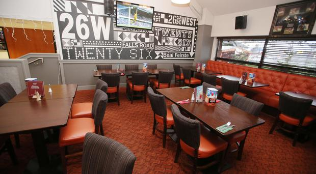 26 West has a familiar feel about it and a menu that offers great value for money