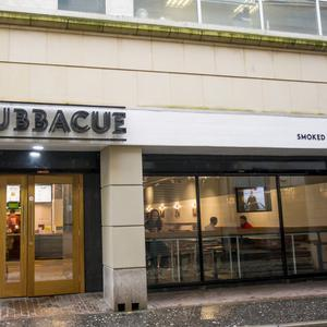 Bubbacue has closed.