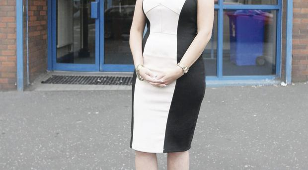 Dr Carla Devlin pictured at the Shankill Road Surgery