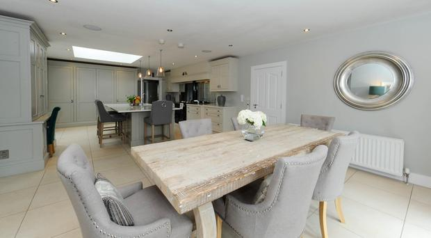 Luxury living high end killyleagh home complete with gym and