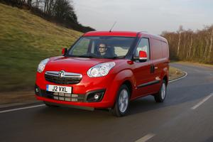 Vauxhall's Combo van is the perfect solution for light commercial vehicle operators