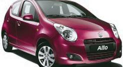 10 SUZUKI ALTO Number sold 205 Price of basic model £7,199