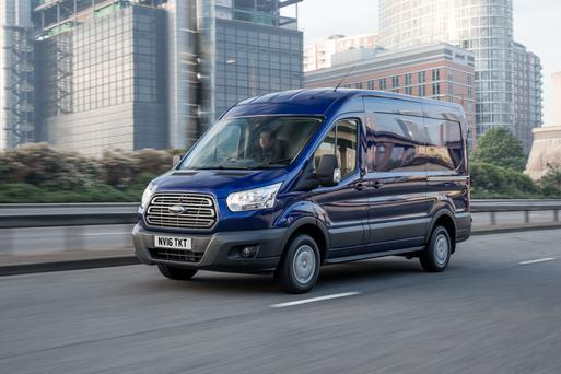 The Ford Transit and Ford Transit Custom are the number 1 and 2 best-selling CVs in the UK