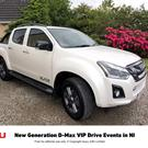 Isuzu VIP Drive Days events on way to Northern Ireland.