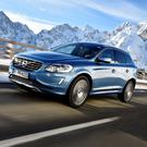 The new Volvo XC60 oozes elegance