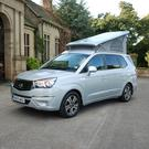 SsangYong's Turismo Tourist