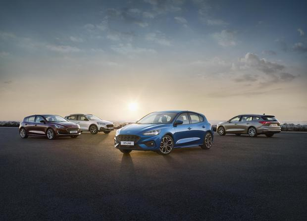 Ford slashes U.S.  auto  lineup, kills Focus, Fusion, Fiesta