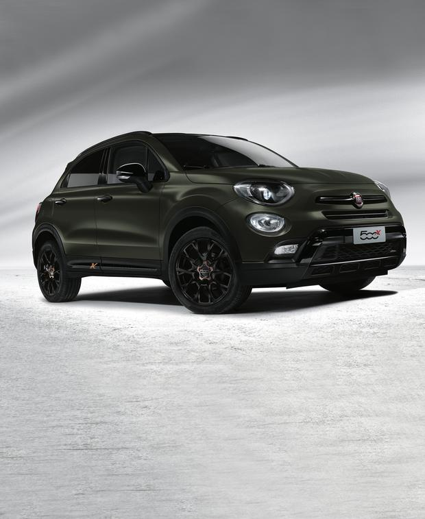 Style And Substance: Fiat 500X Gets Tech-driven Upgrade
