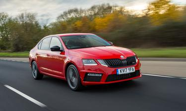 The Super Saloon Skoda Octavia Redefines Itself For Its Third Decade