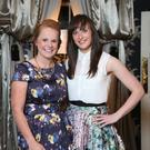 JulieAnn Todd and Elaine Kirk, freelance interior designers with Beaufort Interiors as Charles Hurst Bentley team up with Beaufort Interiors, the first UK and Ireland stockist of Bentley Home as it unveiled its inaugural collection