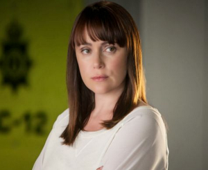 Arresting drama: Keeley in Line of Duty