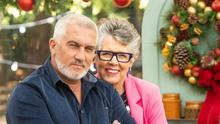 Paul Hollywood and Prue Leith