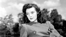 Kathleen Ryan in Odd Man Out, which was filmed in Belfast in the 1940s