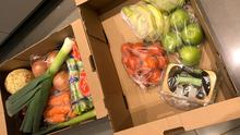 Fresh fruit and veg from Down Wholesale