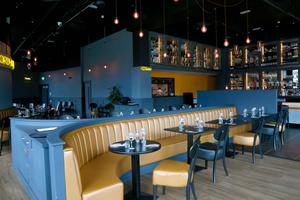 Tedfords Kitchen in Lanyon Square dares to be different