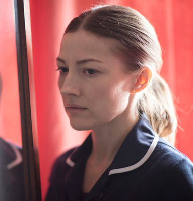 Kelly Macdonald stars in four-part drama The Victim this week
