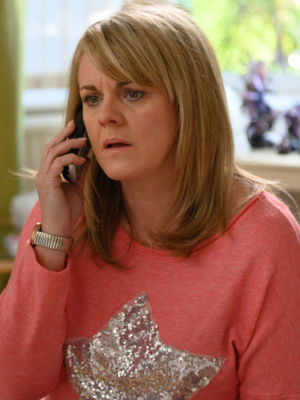 Sally Lindsay in Cold Call
