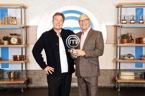 John Torode and Gregg Wallace are ready to sample a new range of celebrity dishes