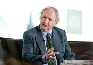 Alexander McCall Smith has written 111 books and has sold many millions of copies